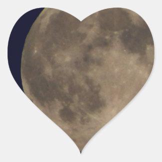 moon.jpg.jpg pegatina en forma de corazón