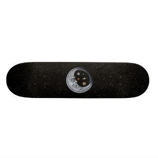 Moon Keeper, Eyes of the Universe Skateboard Deck