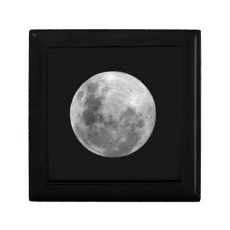 Moon Keepsake Box