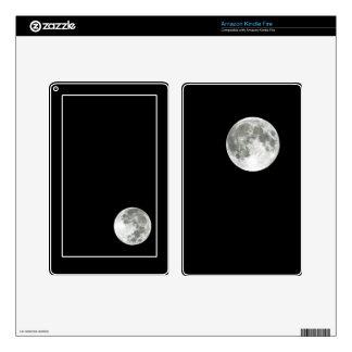 Moon Kindle Fire Skins