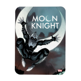 Moon Knight Cover Magnet