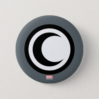 Moon Knight Logo Button
