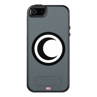 Moon Knight Logo OtterBox iPhone 5/5s/SE Case