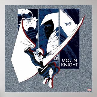 Moon Knight Art & Framed Artwork | Zazzle