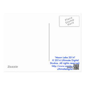 Moon Lake (2014) Postcard