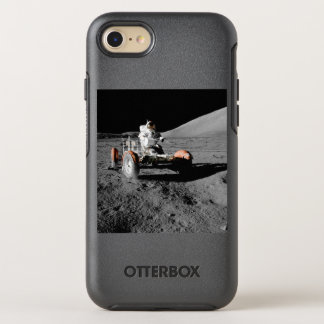 moon landing astronaut buggy space OtterBox symmetry iPhone 7 case