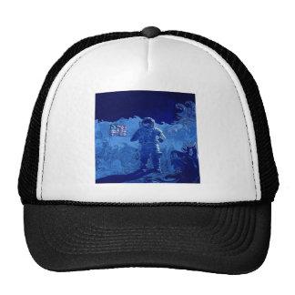 Moon Landing Mesh Hats