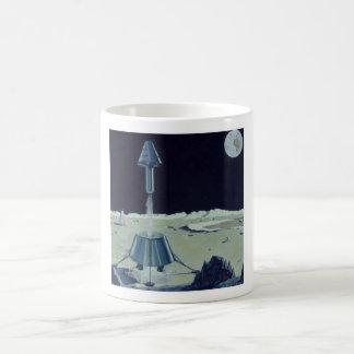 Moon Liftoff Mug