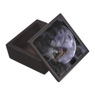 Moon Light Fairy Keepsake Box