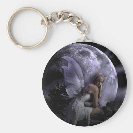 Moon Light Fairy Keychain