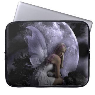 Moon Light Fairy Laptop Sleeve