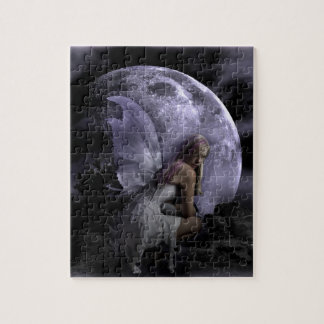 Moon Light Fairy Puzzle