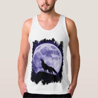 Moon Light Fox Tank Top