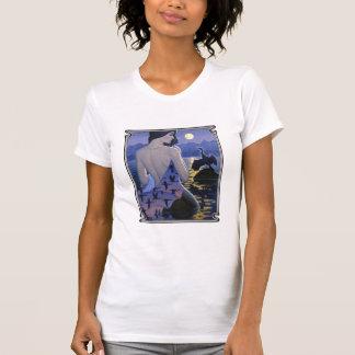 Moon Light Mermaid 2 Shirts