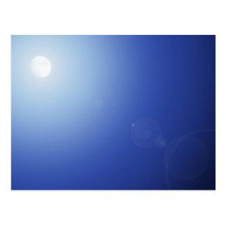 Moon_Light Postcard
