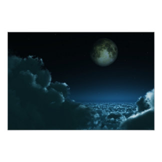 Moon Light Posters