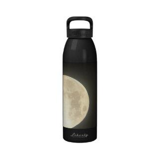 Moon Light Water Bottle