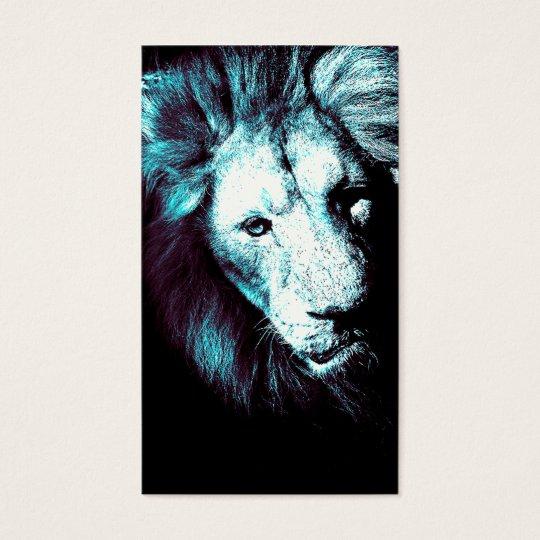 MOON LION BUSINESS CARD
