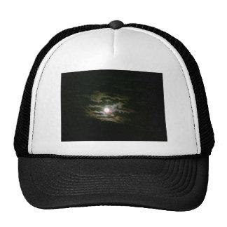 Moon Lit night Mesh Hat