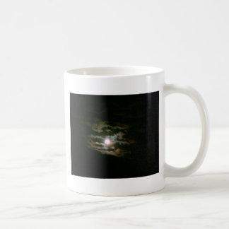 Moon Lit night Coffee Mugs