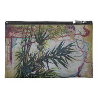 Moon Lovers With Flute Travel Accessory Bags