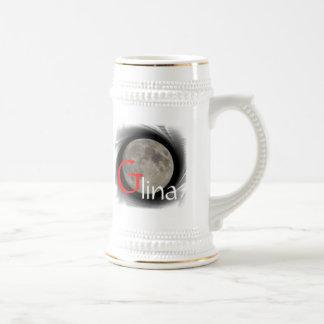 Moon, Lune, Luna, Glina, Moon cup