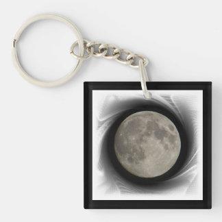 Moon, Lune, Luna, Glina, Moon key supporter Acrylic Keychains
