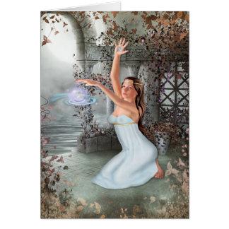 Moon Magic Card