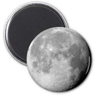Moon Refrigerator Magnets