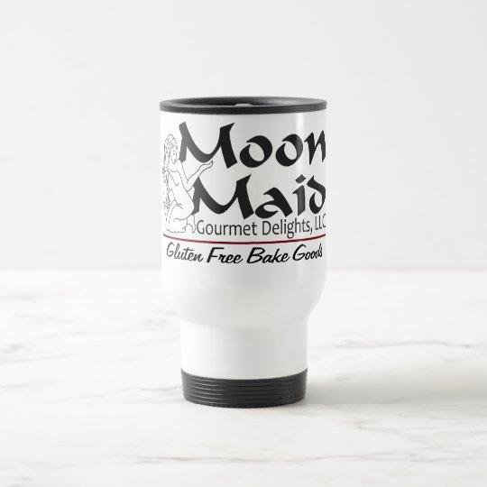 Moon Maid Logo (Copyright) - Travel Mug #1