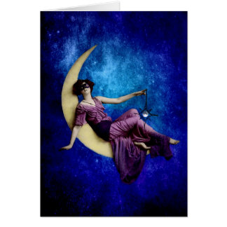 Moon Mama All-Occasion Greeting Card