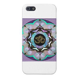 Moon Mandala Cover For iPhone 5