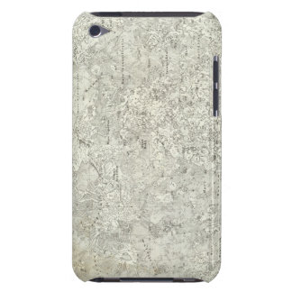 Moon Map Barely There iPod Cover