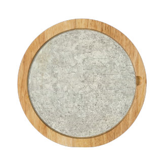 Moon Map Cheese Platter