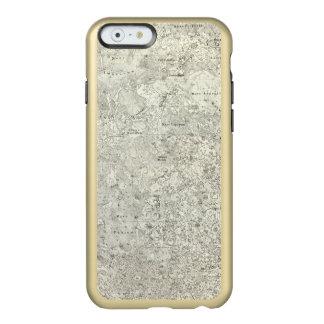 Moon Map Incipio Feather Shine iPhone 6 Case