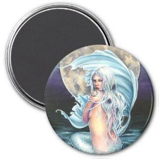 Moon Mermaid Giant Magnet