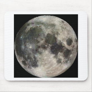 Moon Mouse Pad