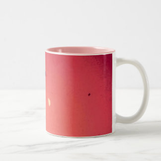 MOON Two-Tone COFFEE MUG