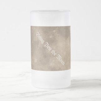 Moon Mug Custom Full Moon Beer Glass Moon Mugs