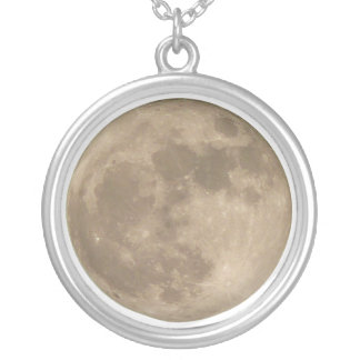 Moon Necklace Romantic Bring you the Moon Jewelry