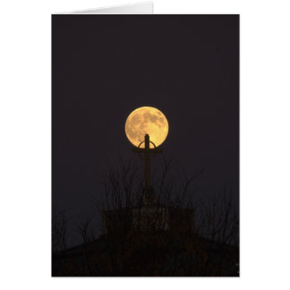 Moon On A Stick Card