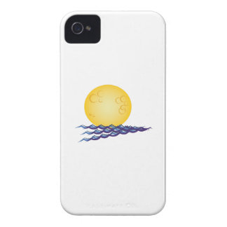Moon On Water Case-Mate iPhone 4 Case