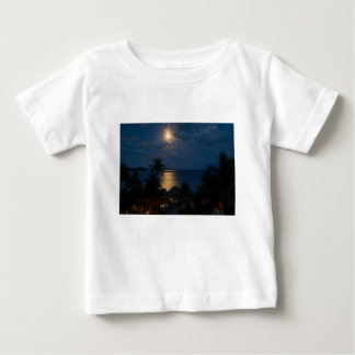 Moon one will bora will bora baby T-Shirt