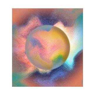 Moon Opal - Canvas Print
