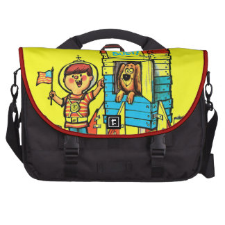 Moon or Bust! Commuter Bags
