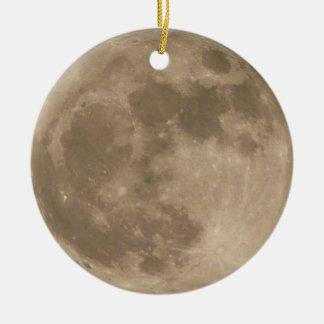 Moon Ornament Full Moon Decoration Lunar Gifts