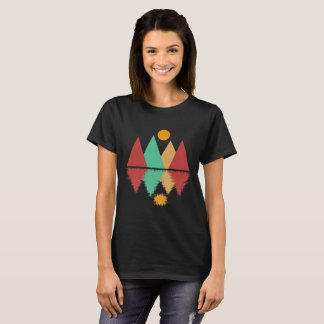 Moon Over Four Peaks #2 T-Shirt