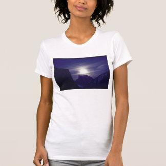 Moon Over Half Dome Tee Shirt