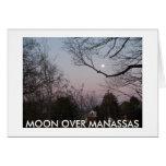 MOON OVER MANASSAS CARDS