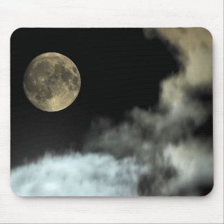 Moon over my Camera Mouse Pad